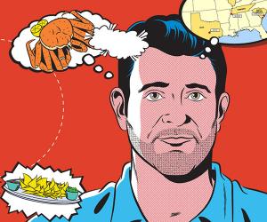 An artist's illustration of Richman