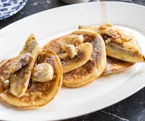 pancakes widget