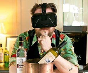 VR widget
