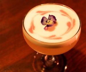 Père Magloire's Calvados Delicious Sour cocktail