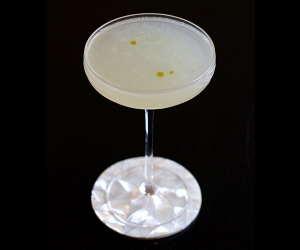 The Spectre martini