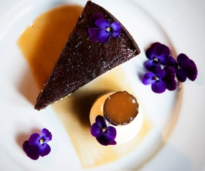 Chocolate torte from Paradise by Way of Kensal Green