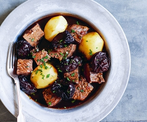 A hearty winter stew from Fernandez & Wells