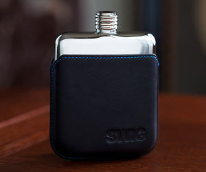 SWIG hip flasks