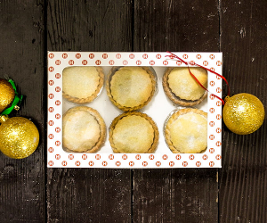 Soil Association mince pies from The Fabulous Baker Brothers