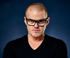 Heston Blumenthal talks space and time