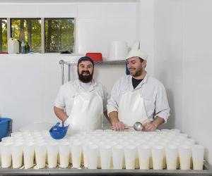 London cheesemakers