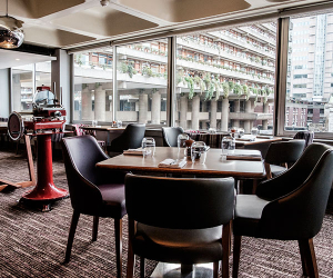 The Osteria is the Barbican's new flagship restaurant