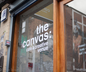 Canvas Café is a social enterprise based around food