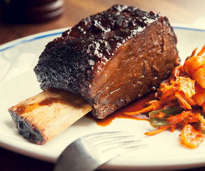 Ten-hour beef shortrib at Foxlow Balham