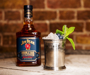 Jim Beam julep