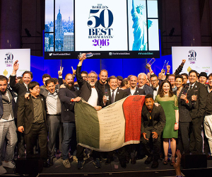 World's 50 Best Restaurant Awards 2016