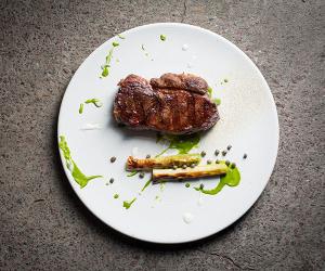 Steak from Buenos Aires restaurant Sucre