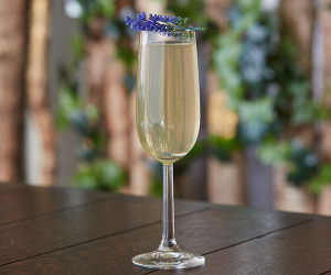 The Botanist gin's Botanist Fizz cocktail