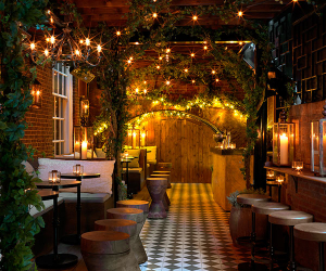 Our pick of London's best basement bars