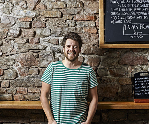 Eco chef Tom Hunt on seasonal produce