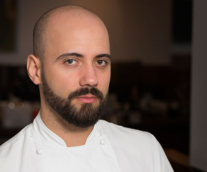 Alex Craciun, executive chef at Sosharu