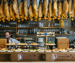 London's love of Basque cooking. Photography by Joseph Fox