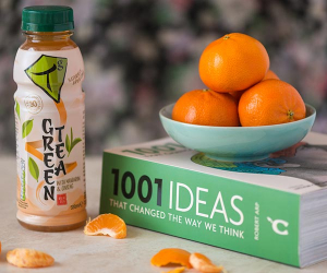 Tg's award-winning ethical green teas