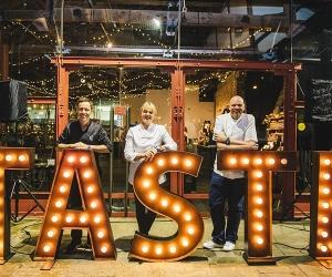 Taste of London's festive edition 2016