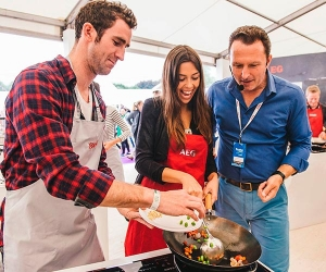 Masterclasses at Taste of London
