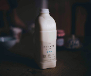 Noble Espresso and The Estate Dairy have teamed up to make the perfect milk for artisan coffee