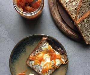 Blood orange and gin marmalade recipe