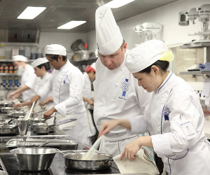 Le Cordon Bleu finalists for the 2017 Scholarship Award