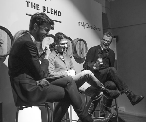 The Blend Sessions podcast from Chivas Regal