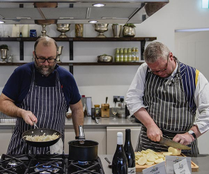 Richard H Turner's column: an ode to St. John and Fergus Henderson