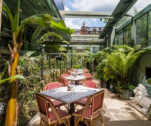 London's best garden cafés, restaurants and bars
