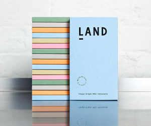 LAND Chocolate is a single origin, award-winning chocolate bar company