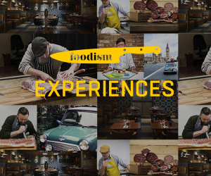 Foodism experiences