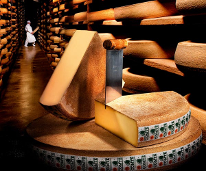 Dairy tales: the story of Comté cheese