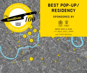 Foodism 100: Best Pop-Up or Residency – the shortlist