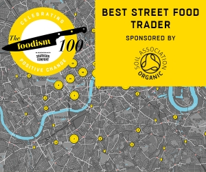 Foodism 100: Best Street-Food Trader – the shortlist