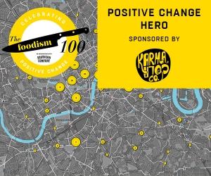 Foodism 100: Positive Change Hero – the shortlist