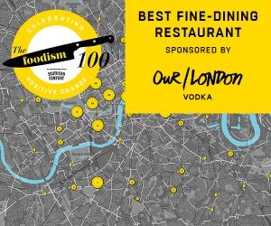 Foodism 100: Best Fine-Dining Restaurant – the shortlist