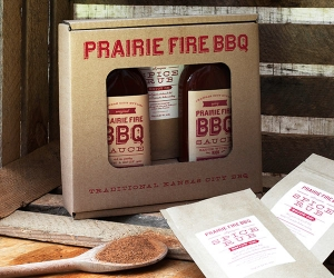 London Larder: Prairie Fire BBQ's barbecue sauces