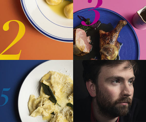 Stevie Parle: my career in five dishes; Photograph by David Harrison