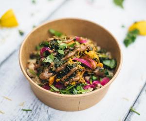 Rola Wala's vegan saag with tamarind