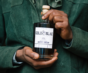 COLD&BLAC coffee liqueur