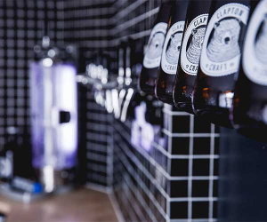 Growlers at Clapton Craft