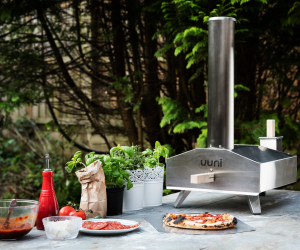 Ooni 3 wood-fired oven