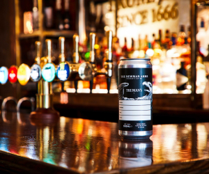 Crowler fill at The Newman Arms, London