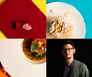 Adam Handling: my career in five dishes; Photography by David Harrison
