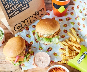 Ethical fast food restaurants: CHIK'N