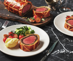Heddon Street Kitchen Beef Wellington Experience