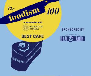 The Foodism 100: Best Café 2019