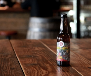 Foodism Beer Club x Mondo collab beer